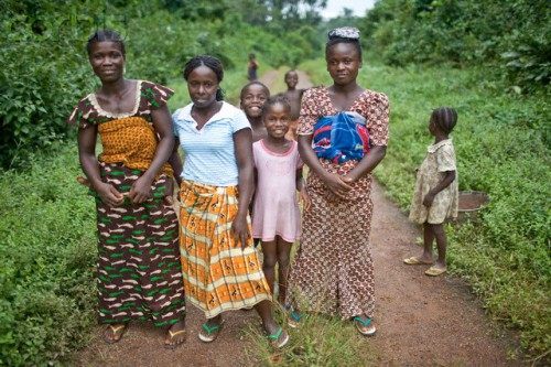 Not a thing to smile about:In addition to HIV and maternal mortality,African women also have cervical cancer to contend with